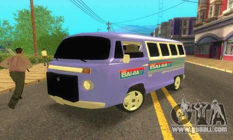 VW Kombi ESCOLAR for GTA San Andreas