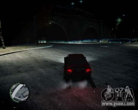BiXenon for GTA 4 third screenshot