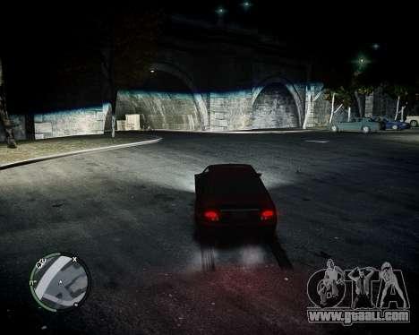 BiXenon for GTA 4 forth screenshot