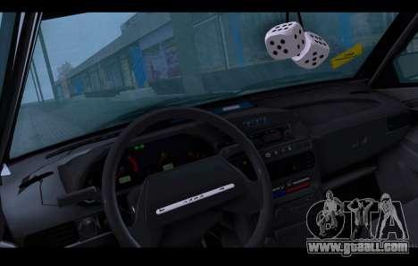 VAZ 21093 for GTA San Andreas upper view