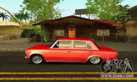 VAZ 2101 BPAN for GTA San Andreas back view