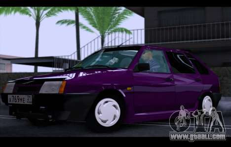 VAZ 21093 for GTA San Andreas left view