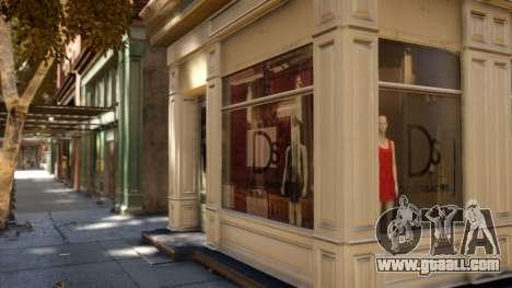 AIGE-ENB Graphic Mod 1.0 for GTA 4 seventh screenshot