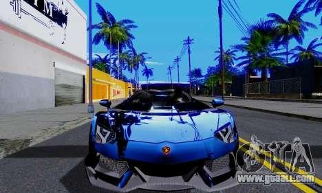 Realistic ENBSeries for GTA San Andreas third screenshot