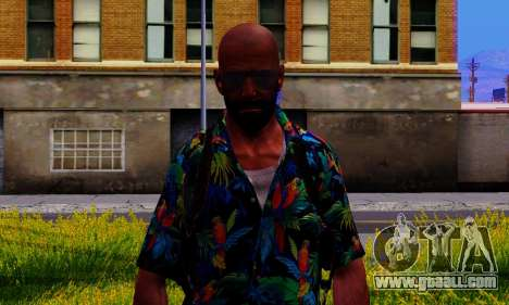 Realistic ENBSeries for GTA San Andreas seventh screenshot
