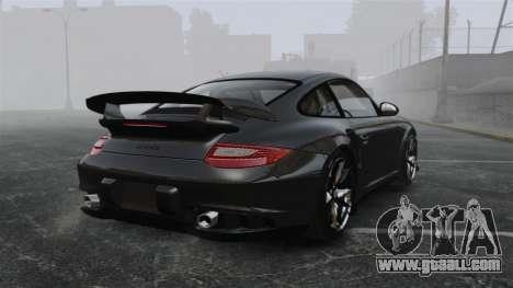 Porsche 997 GT2 2012 Simple version for GTA 4 back left view
