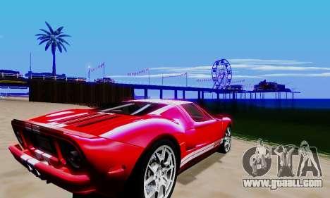 Realistic ENBSeries for GTA San Andreas eighth screenshot