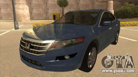 Honda Crosstour 2012 for GTA San Andreas