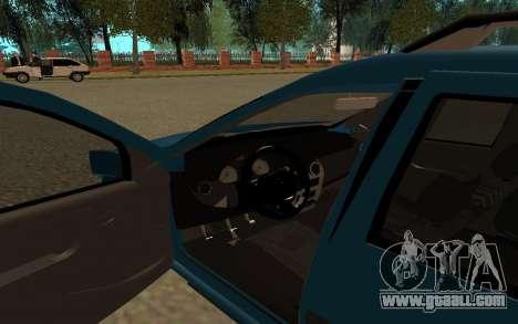 Lada Largus for GTA San Andreas back view