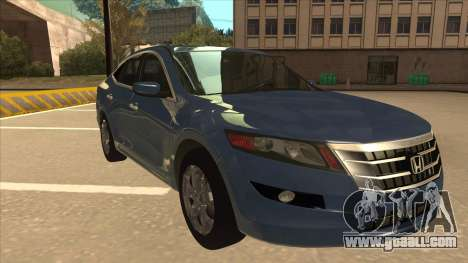 Honda Crosstour 2012 for GTA San Andreas left view
