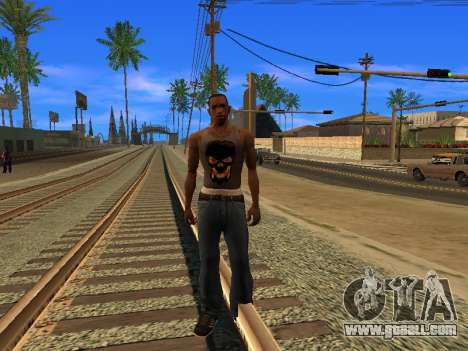 New Mike CJ for GTA San Andreas