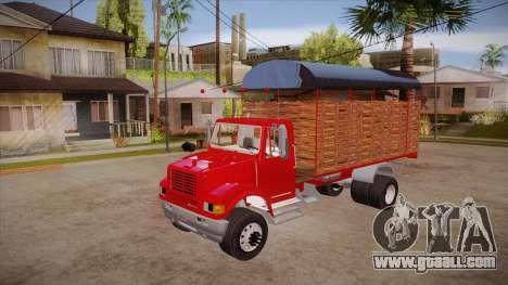 International 4700 for GTA San Andreas