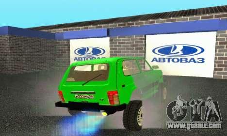 New garage in Doherty for GTA San Andreas fifth screenshot