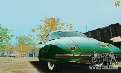 Davis Divan 1948 for GTA San Andreas back view