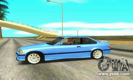 BMW M3 (E36) for GTA San Andreas left view