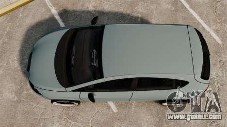 Seat Leon Gtaciyiz for GTA 4 right view