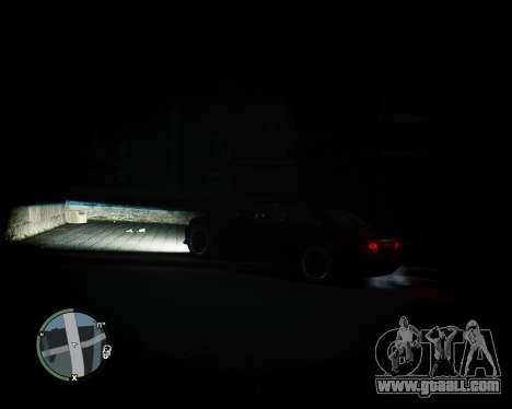 BiXenon for GTA 4
