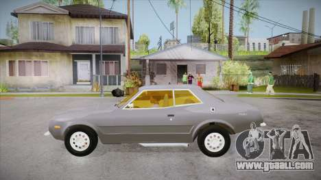 Slider from FlatOut for GTA San Andreas left view