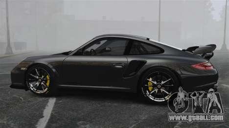 Porsche 997 GT2 2012 Simple version for GTA 4 left view
