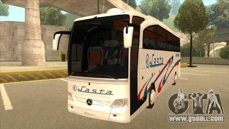 Mercedes-Benz Lasta Bus for GTA San Andreas