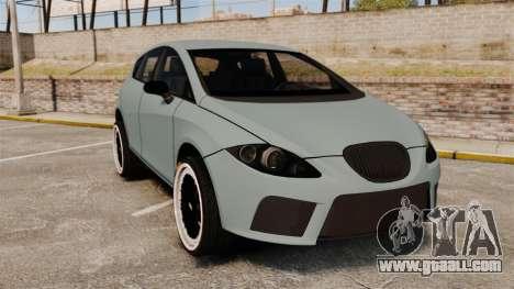 Seat Leon Gtaciyiz for GTA 4