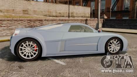 Chrysler ME Four-Twelve [EPM] for GTA 4 left view
