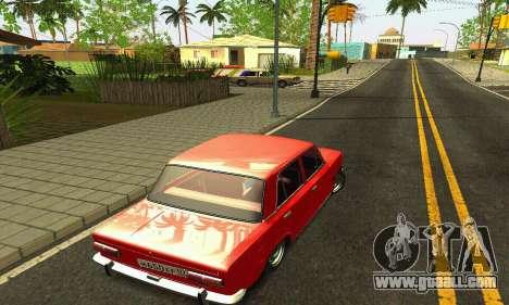 VAZ 2101 BPAN for GTA San Andreas