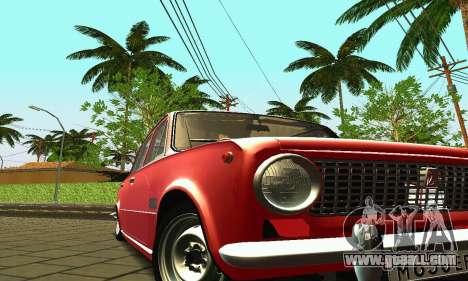 VAZ 2101 BPAN for GTA San Andreas left view