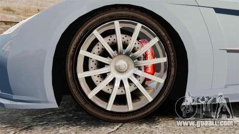 Chrysler ME Four-Twelve [EPM] for GTA 4 back view