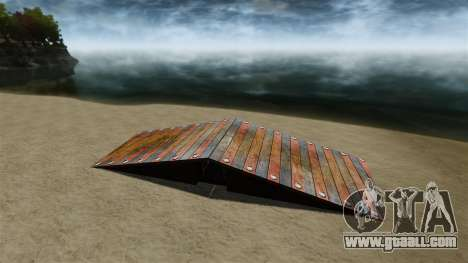Beach House for GTA 4 eighth screenshot