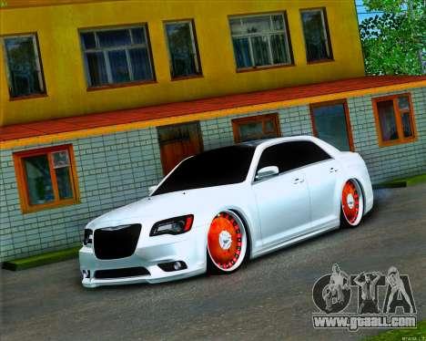 Chrysler 300 c SRT-8 MANSORY_CLUB for GTA San Andreas