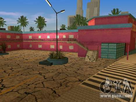 New textures at Jefferson for GTA San Andreas third screenshot