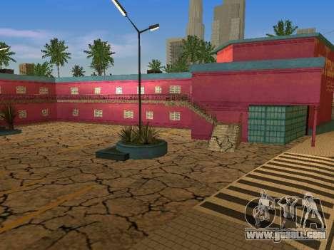 New textures at Jefferson for GTA San Andreas third screenshot