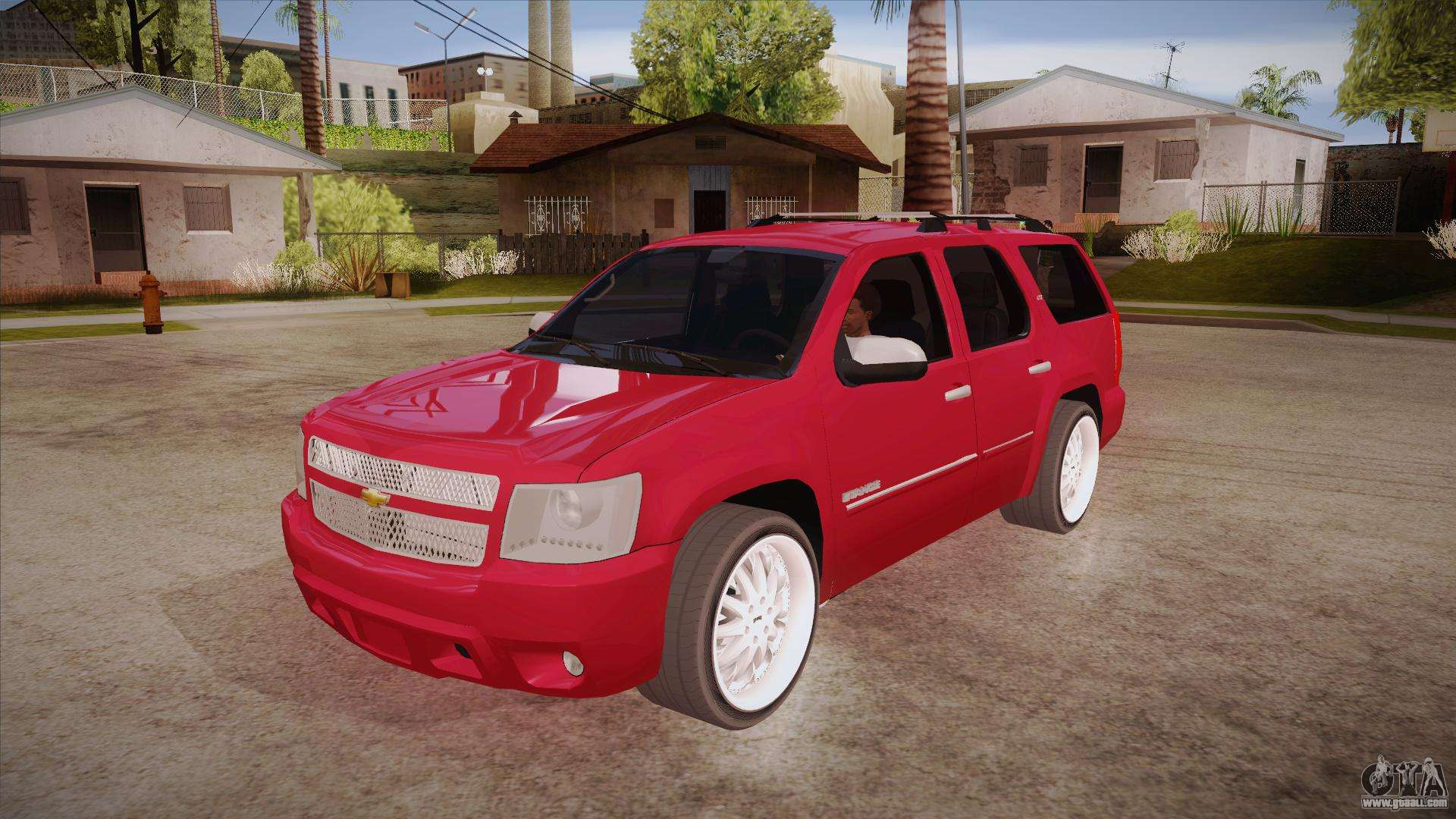 chevrolet tahoe ltz 2013 custom for gta san andreas. Black Bedroom Furniture Sets. Home Design Ideas
