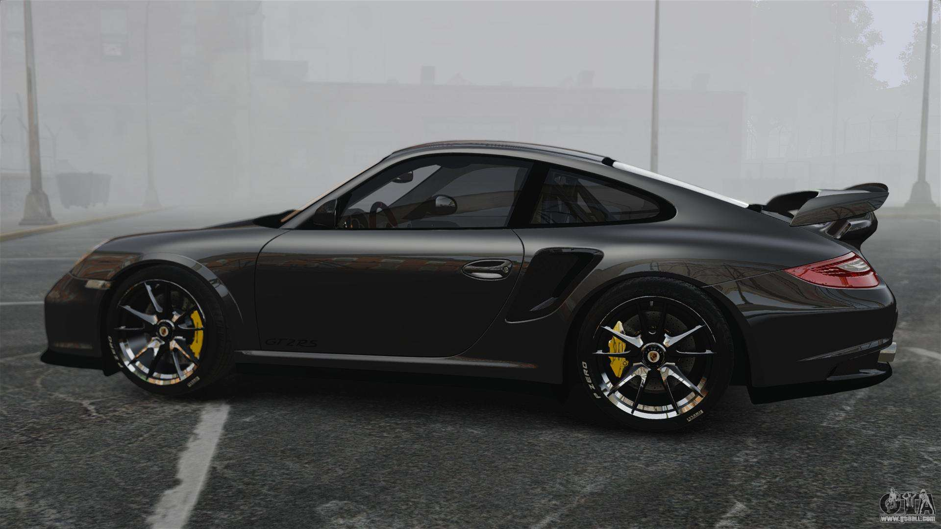 porsche 997 gt2 2012 simple version for gta 4. Black Bedroom Furniture Sets. Home Design Ideas