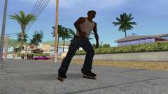 Roller-skates for GTA San Andreas