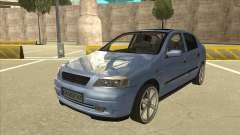 Opel Astra G Stock