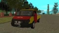 3302 Gazelle tow truck Business
