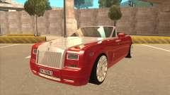 Rolls Royce Phantom Drophead Coupe 2013 for GTA San Andreas