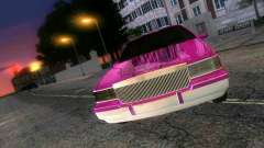 Cadillac Fleetwood Coupe for GTA Vice City