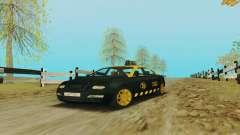 Mercenaries 2 Taxi