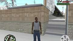 Switching between characters as in GTA V for GTA San Andreas
