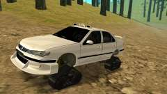 Peugeot 406 Grizzli for GTA San Andreas