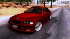 BMW M3 E36 Stance купе for GTA San Andreas