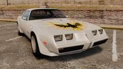 Pontiac Turbo TransAm 1980