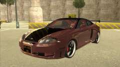 Hyundai Tiburon Coupe Tuning for GTA San Andreas