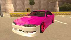 Nissan Silvia S14 Ebisu Spec for GTA San Andreas