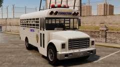 The prison bus Liberty City