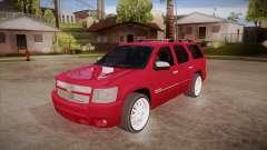 Chevrolet Tahoe LTZ 2013 Custom