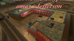 New textures at Jefferson for GTA San Andreas
